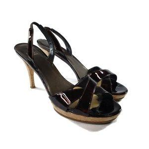 Stuart Weitzman Womens Sandal Slim Heels Shoes Bro